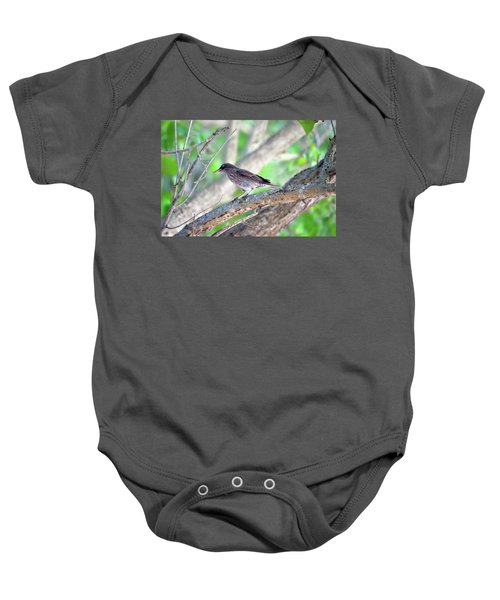 Pearly Eyes Baby Onesie