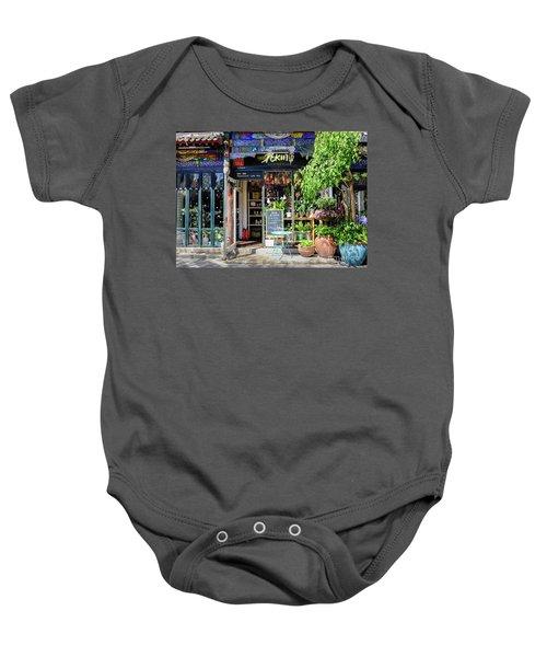 Peking Cafe Baby Onesie