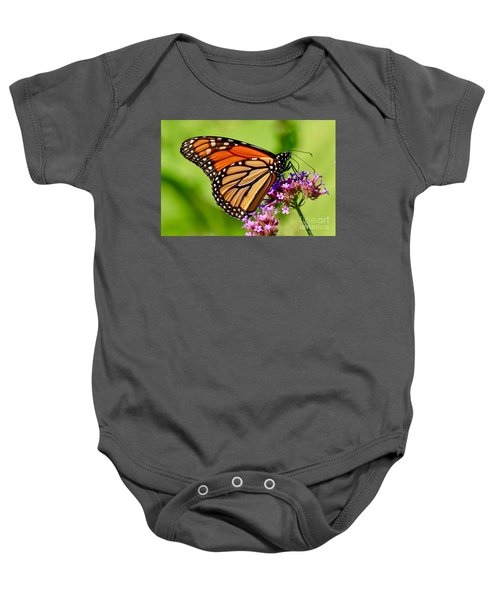 Perfect Monarch Baby Onesie