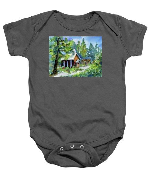 Pioneer Union Church Baby Onesie