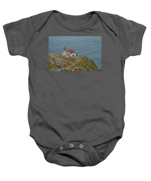 Point Reyes Lighthouse Baby Onesie