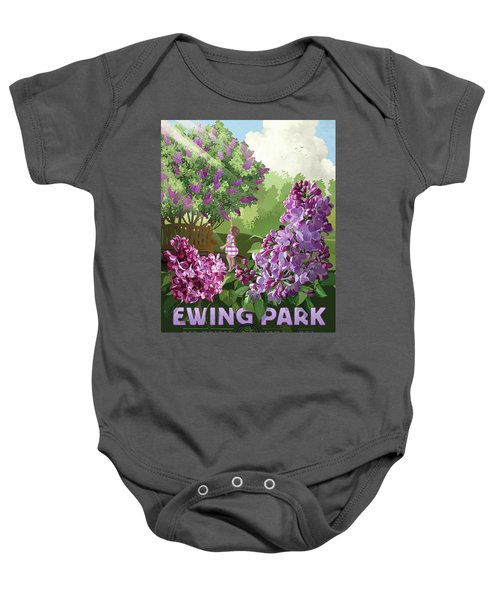 Print Baby Onesie