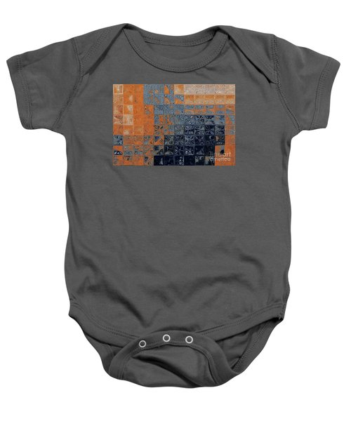 Psalm 76 3. The Shield And Sword Of Battle Baby Onesie