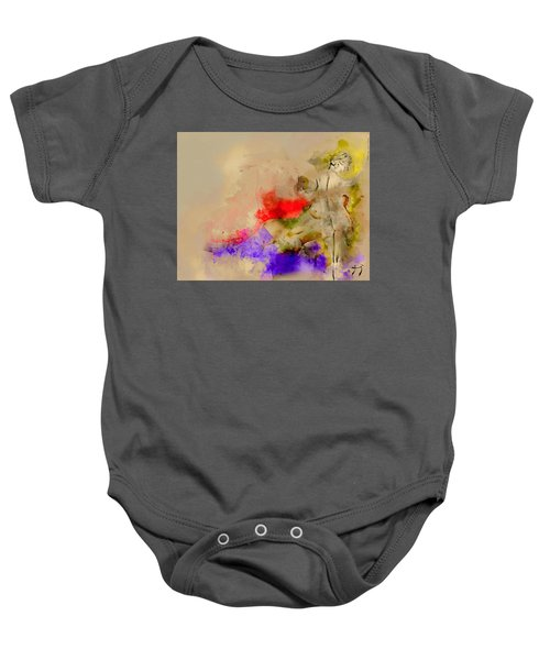 Recess Of A Dream Baby Onesie