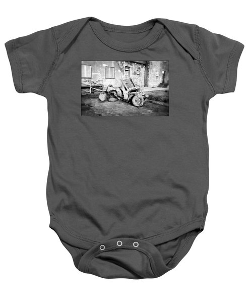 Remnants Of War Baby Onesie