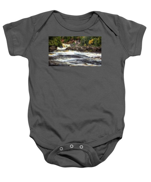 Roaring Gooseberry Falls Baby Onesie