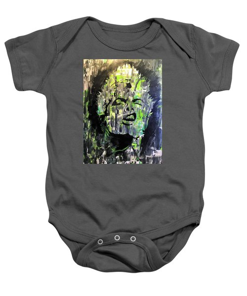 Rock The Cradel Baby Onesie