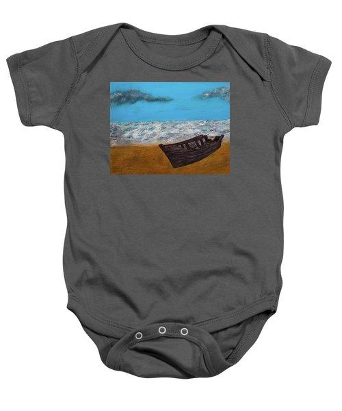 Row Your Boat Baby Onesie