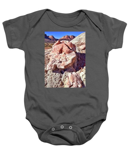 Ruby Mountain 103 Baby Onesie