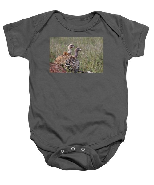 Ruppell's Griffons Baby Onesie