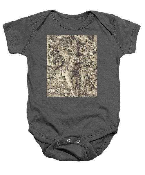 Saint Sebastian, 1514 Baby Onesie