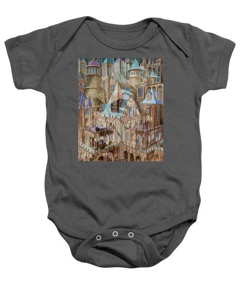 Science City Baby Onesie