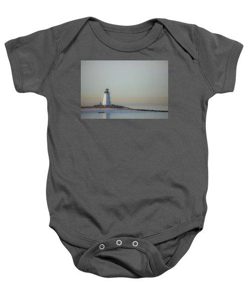 Seaside  Baby Onesie