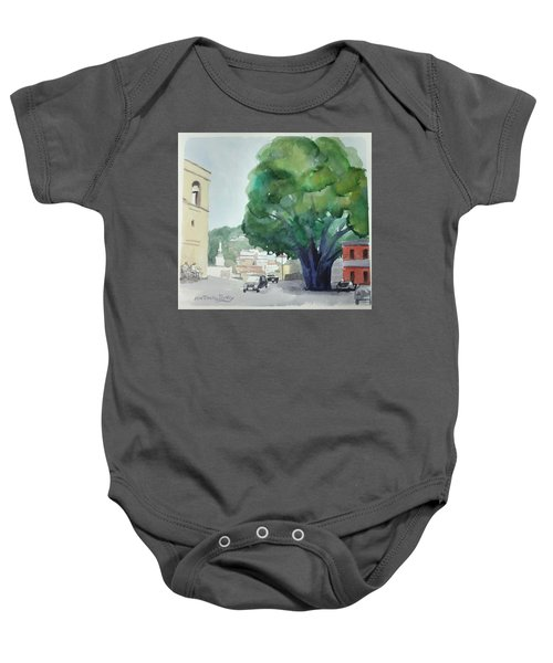 Sersale Tree Baby Onesie
