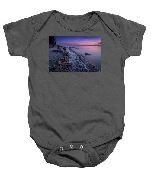 Shipwrecked Baby Onesie