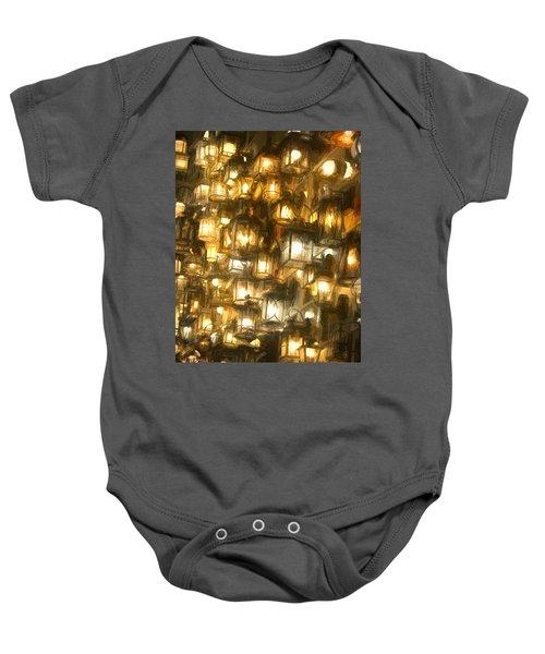 Shopping For Lighting Baby Onesie