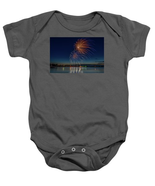 Small Town 4th Baby Onesie