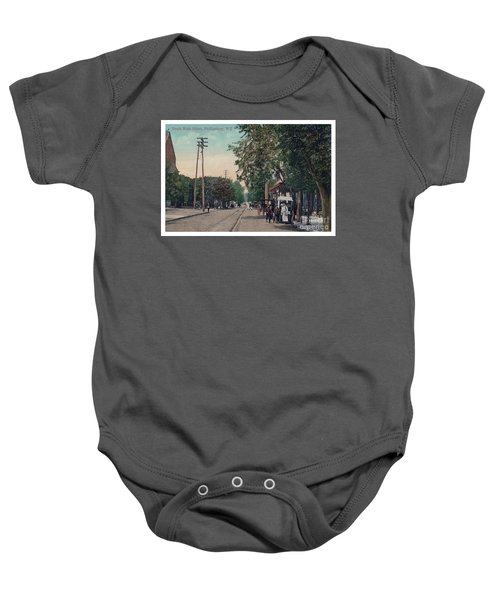 South Main Street Phillipsburg N J Baby Onesie