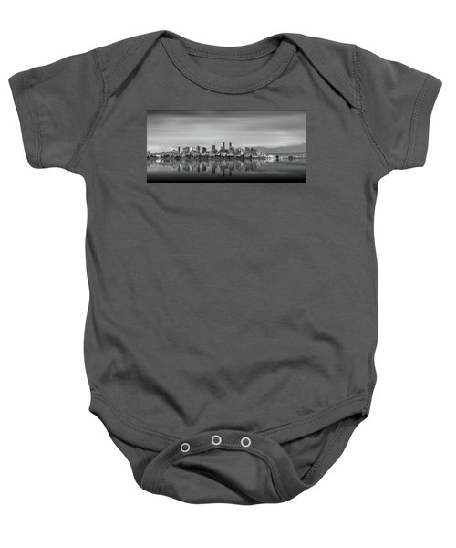 Special View Of Downtown Vancouver Baby Onesie