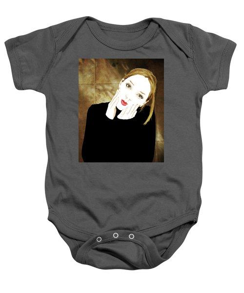Squishyface Baby Onesie