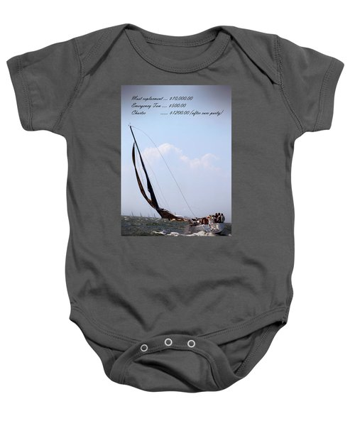 Still Better Than A Day At The Office Baby Onesie