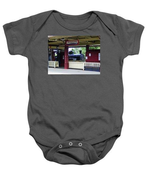 Strathspey Railway. Caladonian Railway 828 Baby Onesie