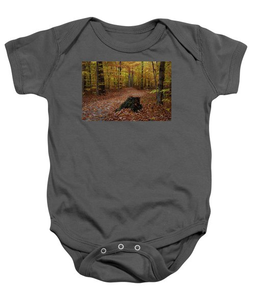Stump Baby Onesie