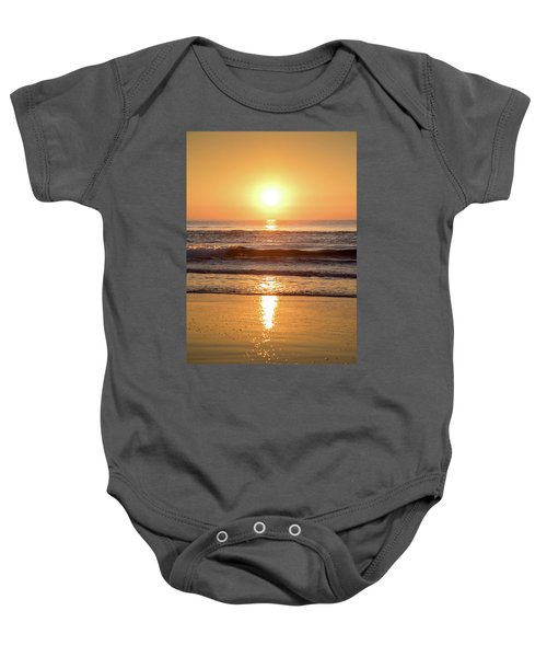 Sunrise At Surfers Paradise Baby Onesie