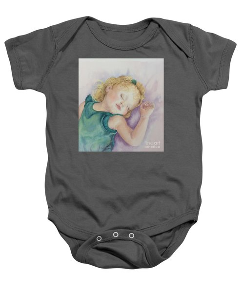 Sweet Dreams Baby Onesie