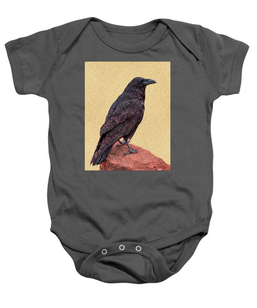 Baby Onesie featuring the photograph Tapestry by Mary Hone