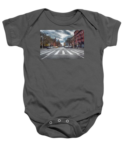 Tenth Avenue Freeze Out Baby Onesie