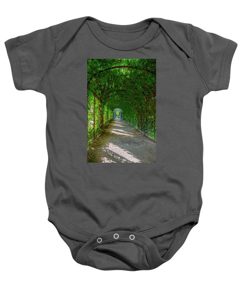 The Alley Of The Ivy Baby Onesie