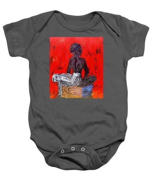 The Blood Hot Fantasy Baby Onesie