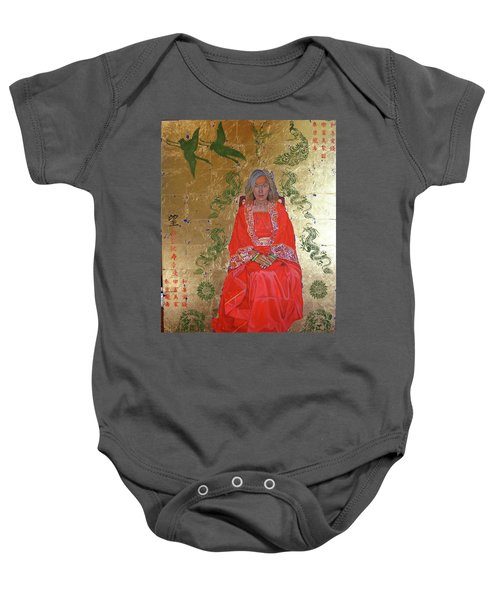 The Chinese Empress Baby Onesie