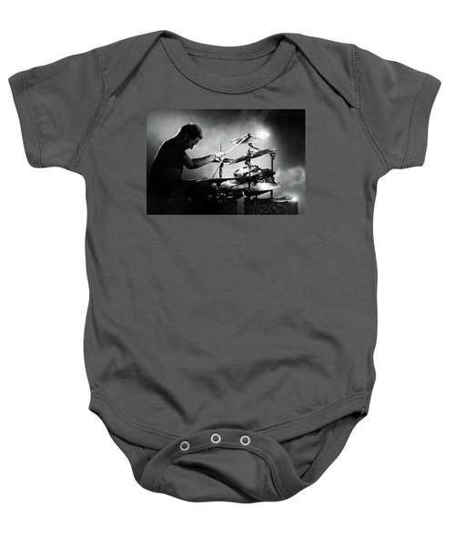 The Drummer Baby Onesie