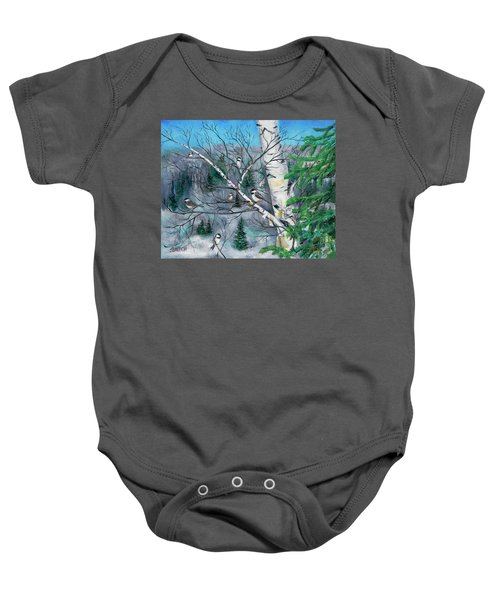 The Hangout Baby Onesie