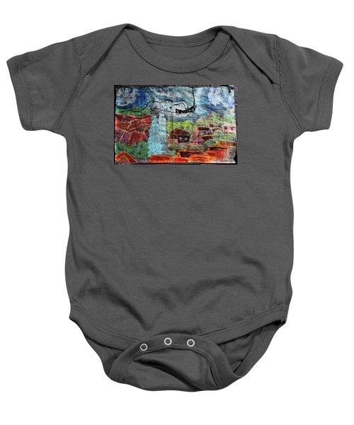The Hues Brightened Life Seems Good Baby Onesie