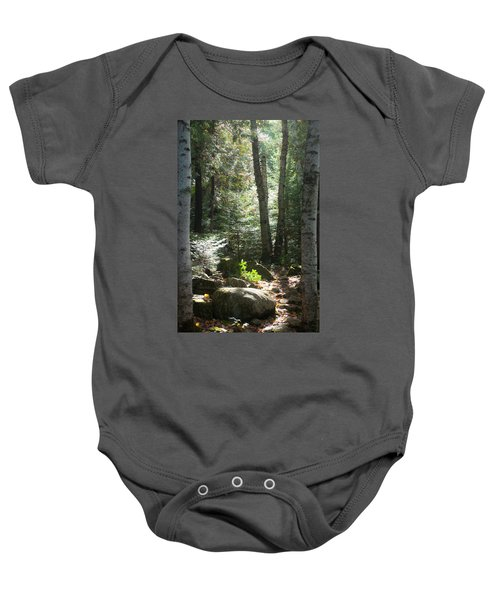 The Living Forest Baby Onesie