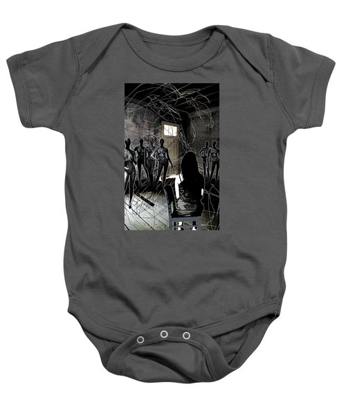 The Only One Baby Onesie