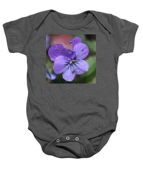 The Raggedy Viola Baby Onesie