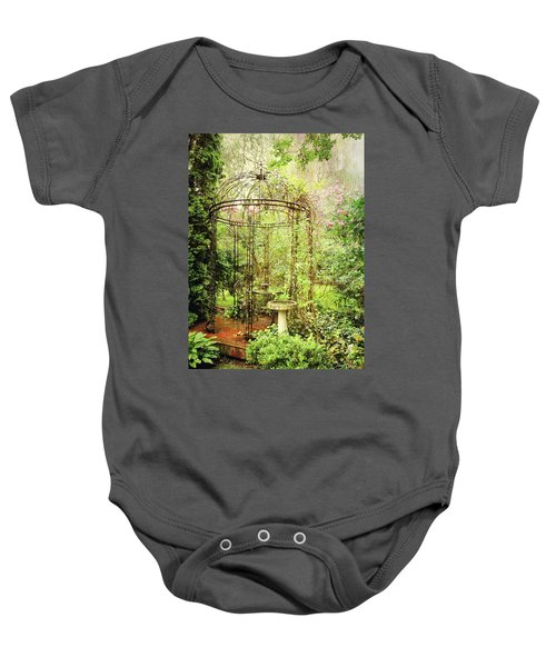 The Secret Garden Baby Onesie