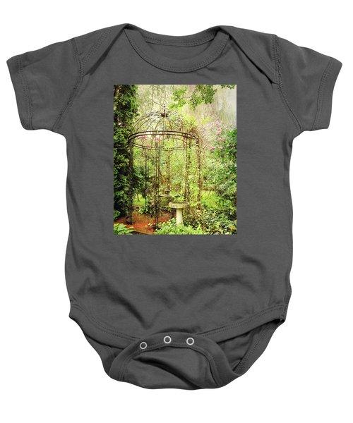 The Secret Garden Baby Onesie