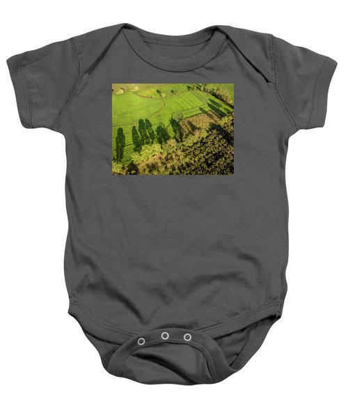 The Shadows  Baby Onesie