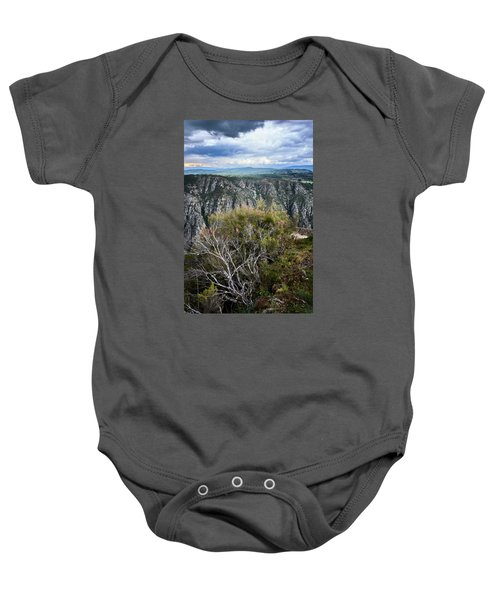 The Sights Of The Sil Baby Onesie