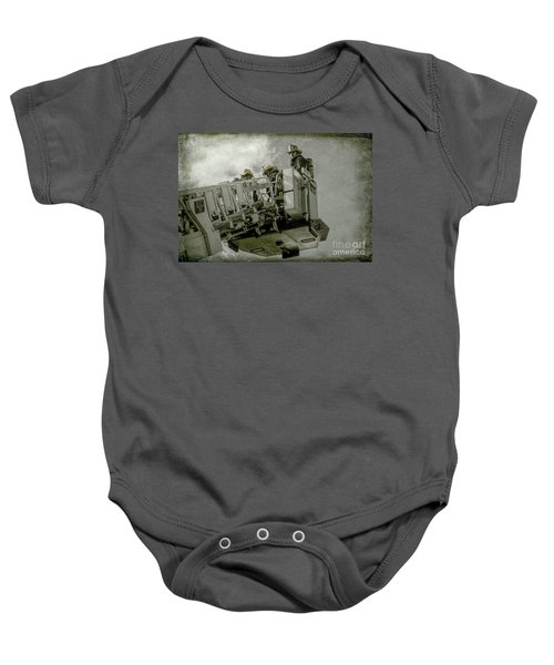 The Southside 3 Baby Onesie