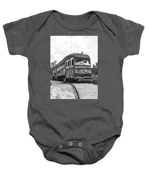The Streetcar Baby Onesie
