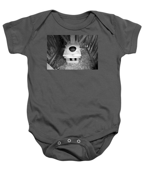 The Old Throne Room Baby Onesie