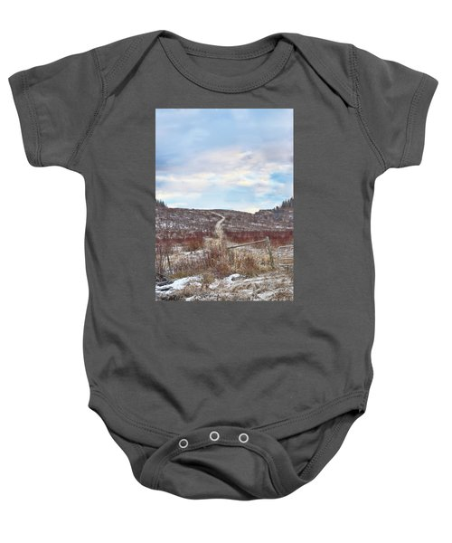 The Wall Baby Onesie