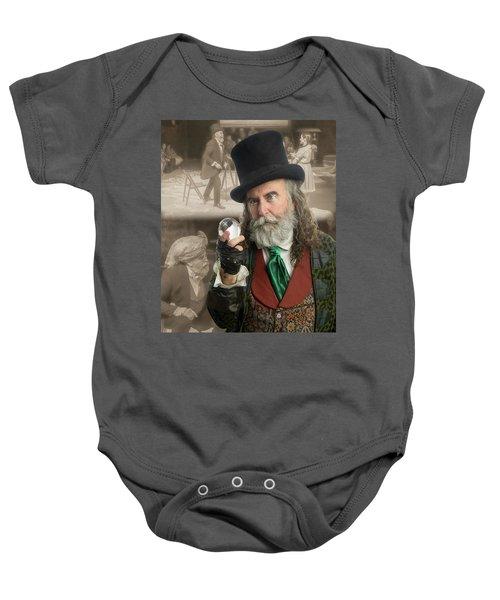 the Wizard Baby Onesie