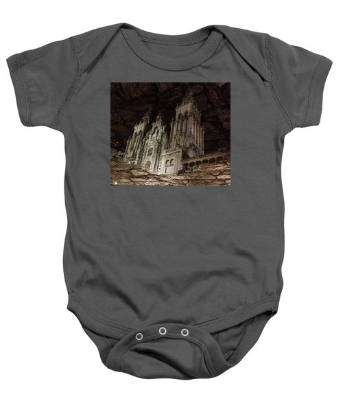 The World At Your Feet Baby Onesie